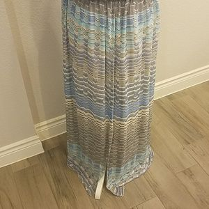 Lily Rose Dresses - NWT Lilly Rose Maxi Dress